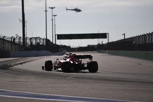 F1 drivers warned over backing up and track limits at Sochi