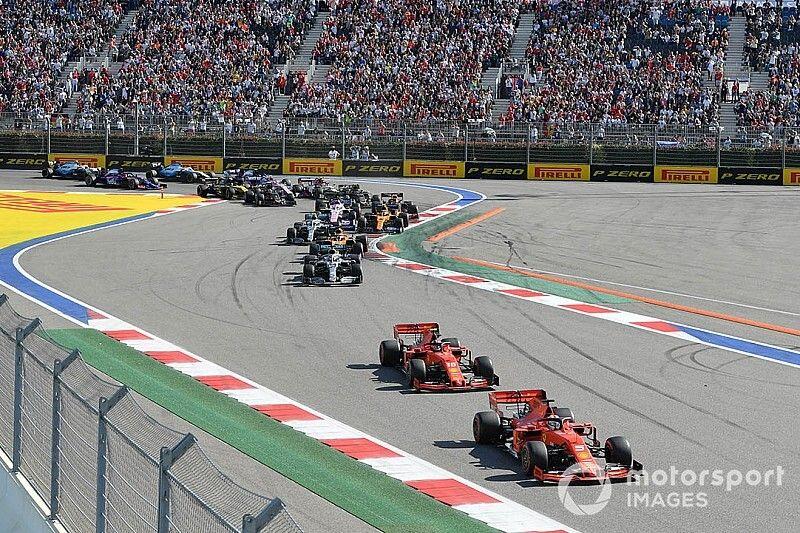 Binotto detalla el acuerdo en Ferrari en la arrancada