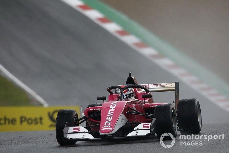 Une dernière manche positive pour Fabienne Wohlwend à Brands Hatch