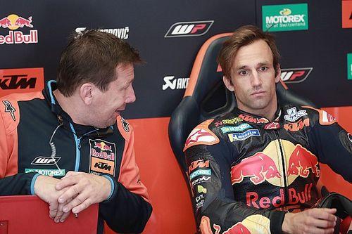 Зарко покинет заводскую команду KTM в конце сезона