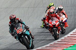 """Quartararo : """"Aucune erreur de bout en bout"""" pour signer le podium"""