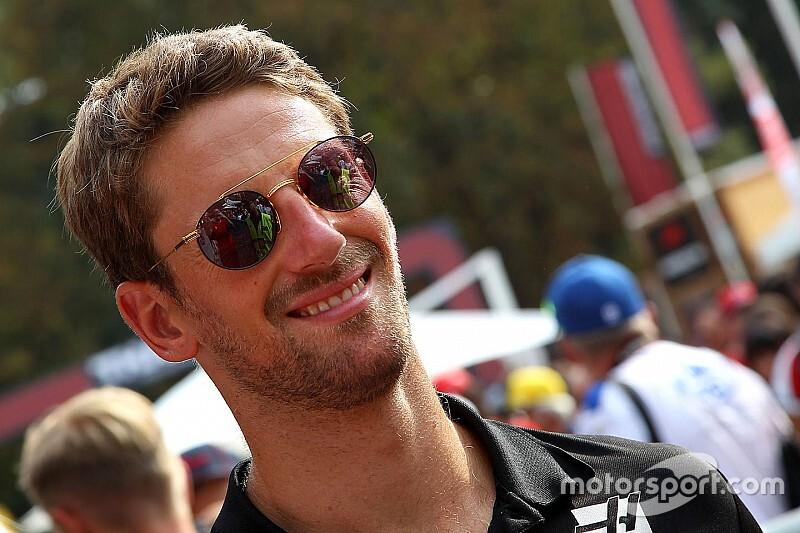 Officieel: Grosjean blijft nog een jaar bij Haas