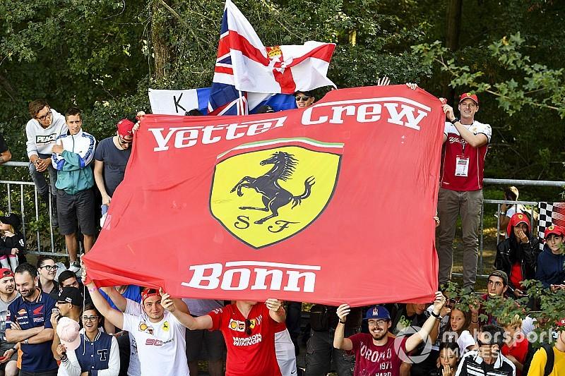 A Ferrari Vettel miatt bánkódik