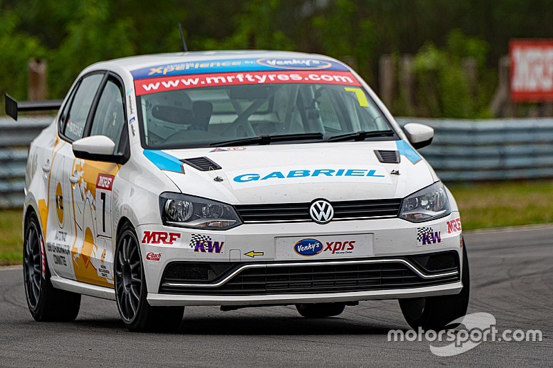 Volkswagen Ameo: Sonawane takes lights-to-flag win in Chennai