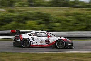 Pierwszy rząd dla Porsche