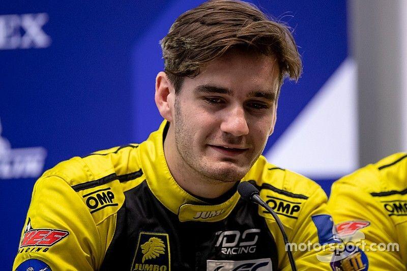 Van Uitert met United Autosports in ELMS en 24 uur van Le Mans