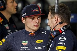 Horner: Verstappen doesn't share father's Red Bull concerns