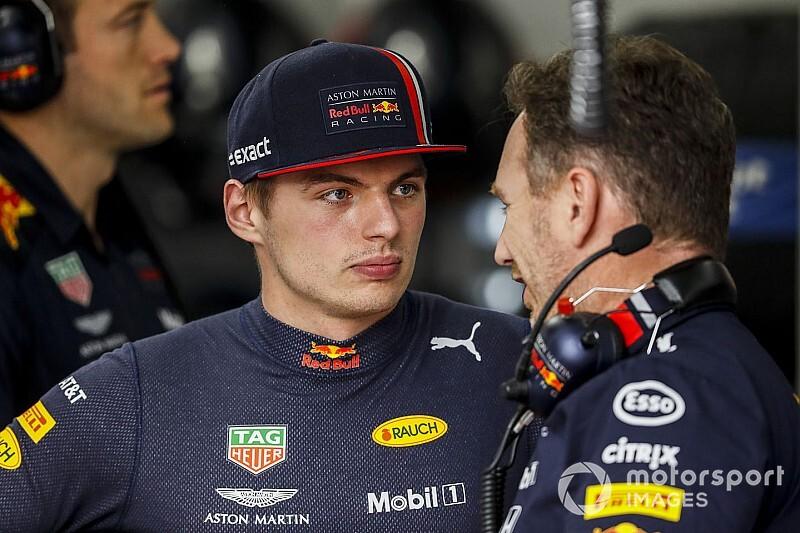 Horner: Max Verstappen no comparte la opinión de su padre