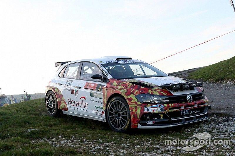 Crugnola domina il Rally 2 Valli battendo Campedelli e Basso