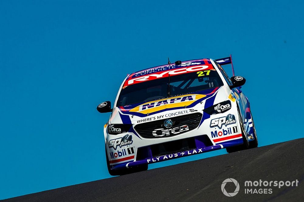 Mostert, Rossi to make virtual series switch