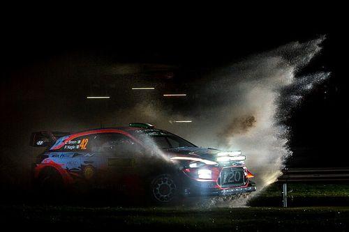 GALERÍA: la imágenes de los primeros días del WRC
