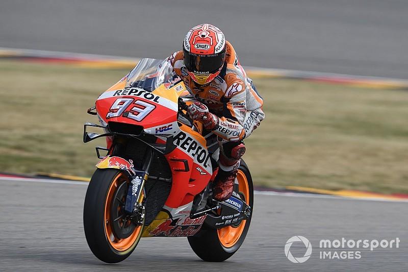 """Marquez: """"A Brno fatichiamo e abbiamo tanti rivali"""""""