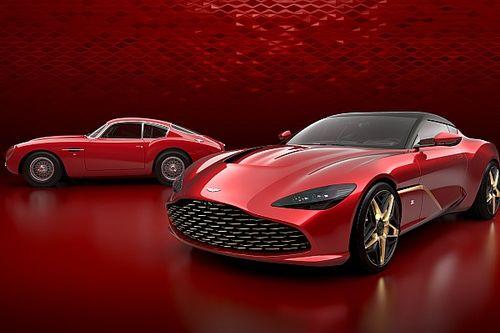 Aston Martin DBS GT Zagato revelado en su impactante forma final