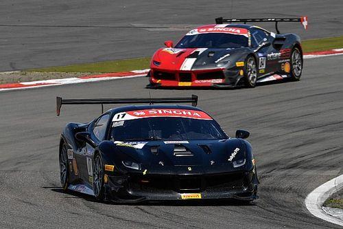 Prette e Cheung si impongono in Gara 2 al Nurburgring