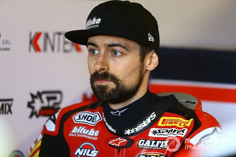 Laverty correrá con BMW el WorldSBK en 2020