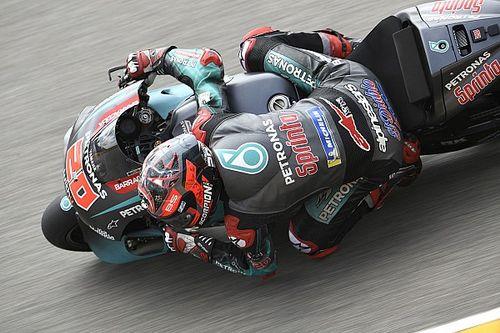 Quartararo supera Márquez e lidera o TL2 na República Tcheca