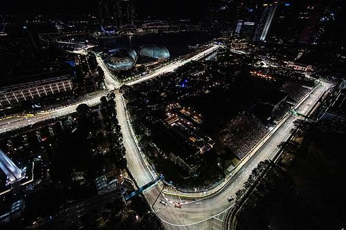 Directo: la carrera del GP de Singapur de F1 2019