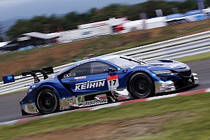 Sugo Super GT: Honda breaks lap record in qualifying