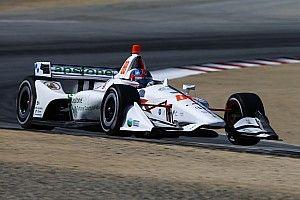 Herta y Rosenqvist abren al frente en Laguna Seca