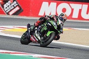 SBK, Laguna Seca, Libere 3: Rea torna al comando, Ducati insegue