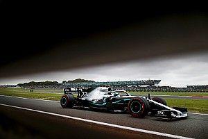 VÍDEO: Veja como Bottas e Hamilton foram separados por incríveis 0s006 em Silverstone
