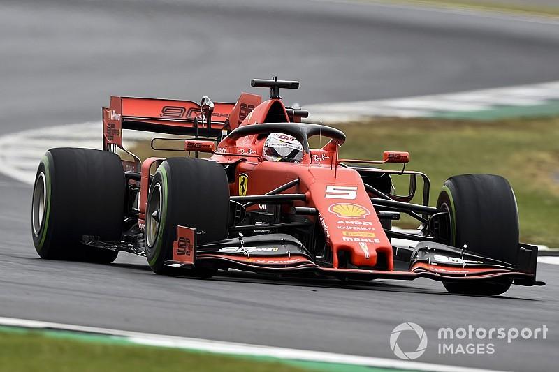 """Vettel boekte geen progressie: """"Ik had geen goed gevoel"""""""