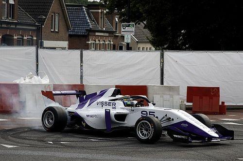 Visser wil slag slaan in W Series-titelstrijd op TT Circuit Assen