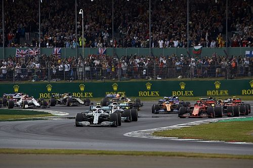 How the British GP was saved for 2020