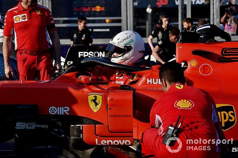 Vettel nyeri az évadnyitó Ausztrál Nagydíjat a Ferrarival