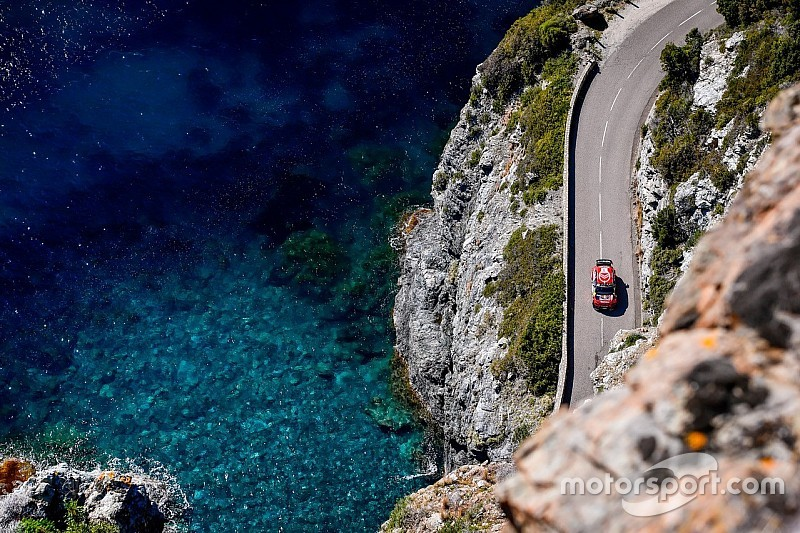 """Ogier : La Corse, une """"séance d'essais"""" pour une Citroën en difficulté"""