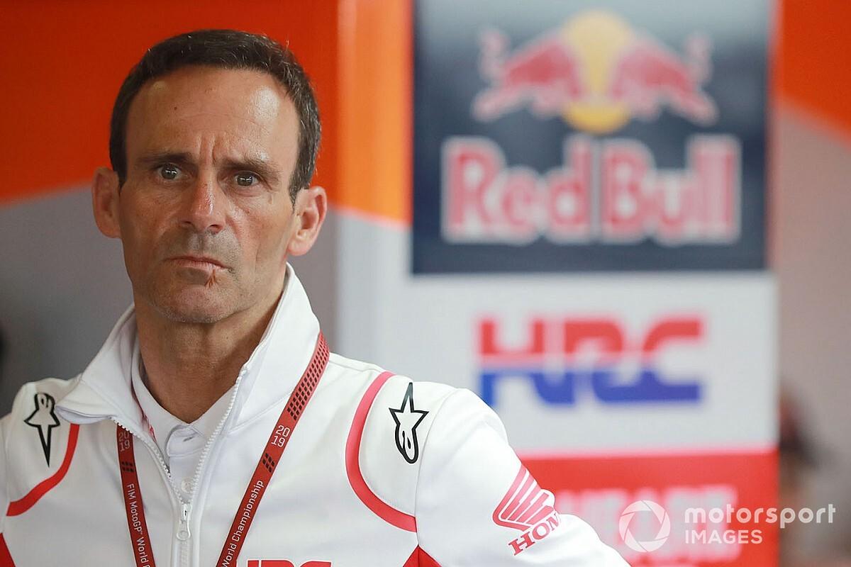 Глава команды Honda велел Лоренсо «заткнуться и делать свою работу»