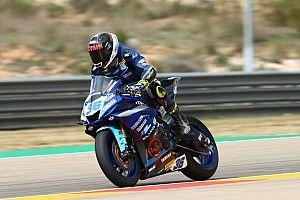 Supersport, Aragon: prima Superpole per Gradinger