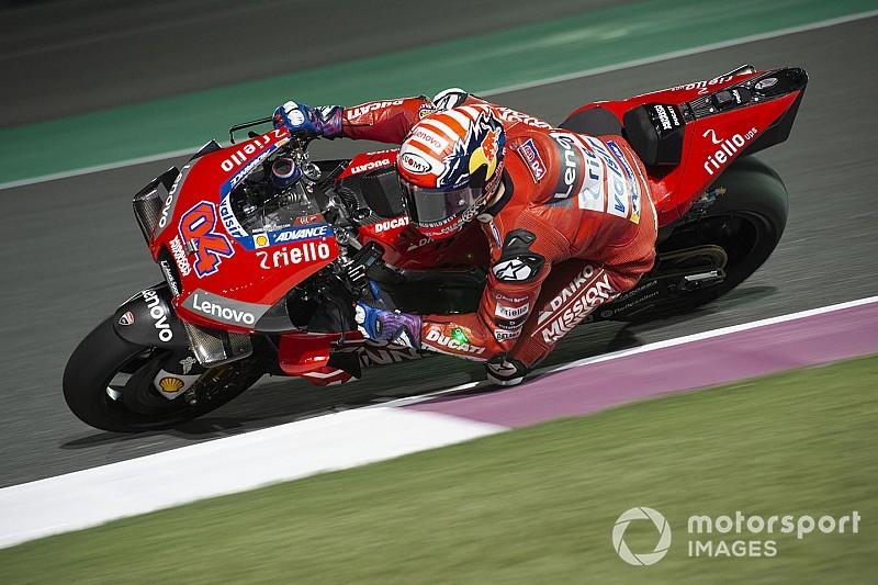 Dovizioso nem lát túl sok megoldandó problémát a Ducatinál