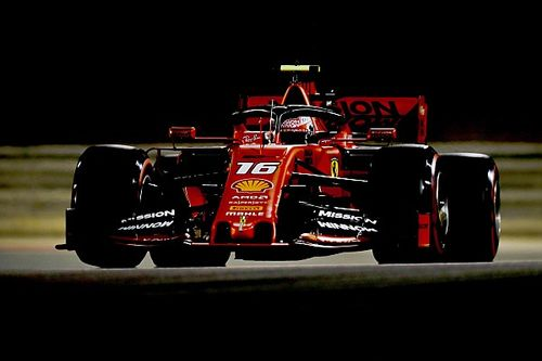 Fotogallery F1: Leclerc centra la prima pole con la Ferrari in Bahrain