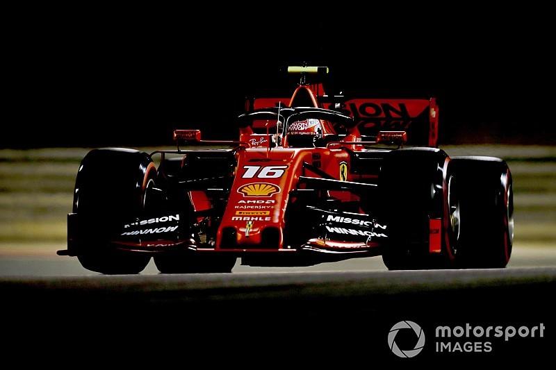 """Хемілтон відзначив """"суттєву"""" перевагу Ferrari у швидкості на прямій"""