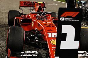 Гран При Бахрейна: стартовая решетка в картинках
