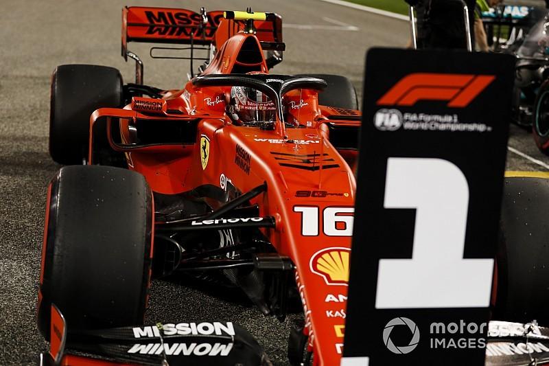 VÍDEO: Confira como ficou o grid de largada para o GP do Bahrein de F1