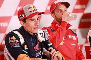 """Márquez: """"Me abstengo porque técnicamente no entiendo nada de la moto"""""""