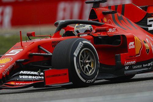 Vettel przewidział atak Verstappena