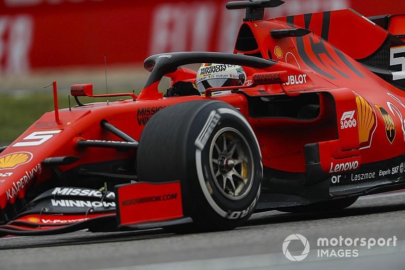 Ferrari y Mercedes, los más diferentes en la elección de neumáticos para Bakú