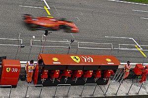 RÁDIOS: Entenda a discussão da ordem de equipe da Ferrari