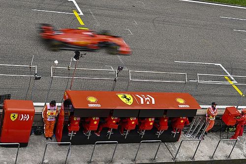 Ferrari'de Barcelona testine Fuoco katılacak