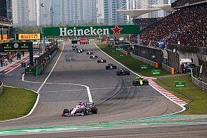 Coronavirus: mercoledì la decisione sul GP di Cina di F1