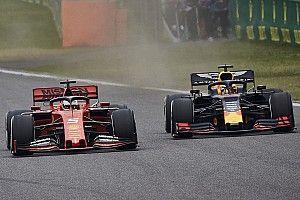 メルセデス、フェラーリ、レッドブル……今季後半は三つ巴の争いに? ベッテルの予想