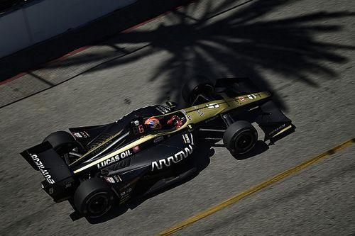 Arrow Schmidt Peterson race report, Round 4 – Long Beach