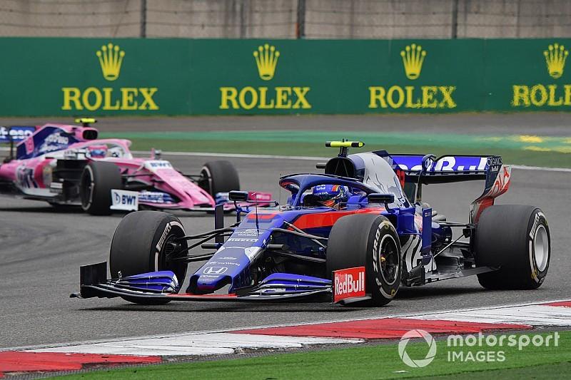 Toro Rosso-rijders snakken naar succes op selectief circuit Baku