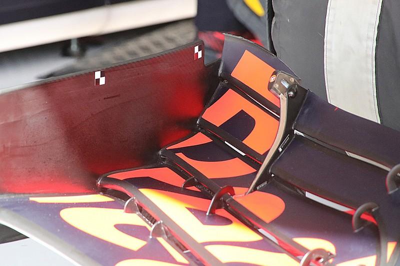 Red Bull: strumentata nelle libere la RB15 alla ricerca del carico perduto