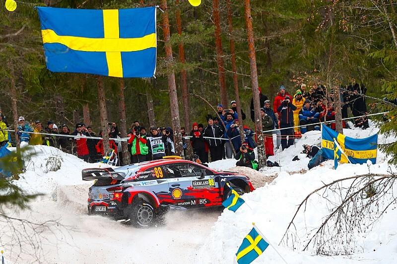 WRC, Rally di Svezia: ecco il nuovo percorso con sole 11 speciali