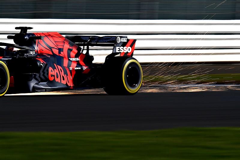 Új képeken a Red Bull-Honda nagy napja: pályán az RB15