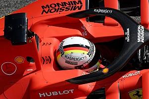 Ferrari: il casco di Vettel ha finalmente avuto l'omologazione FIA